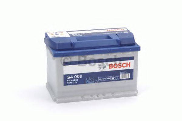 Стартерная аккумуляторная батарея; Стартерная аккумуляторная батарея BOSCH 0 092 S40 090