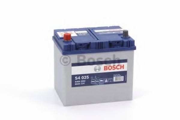 Стартерная аккумуляторная батарея; Стартерная аккумуляторная батарея BOSCH 0 092 S40 250