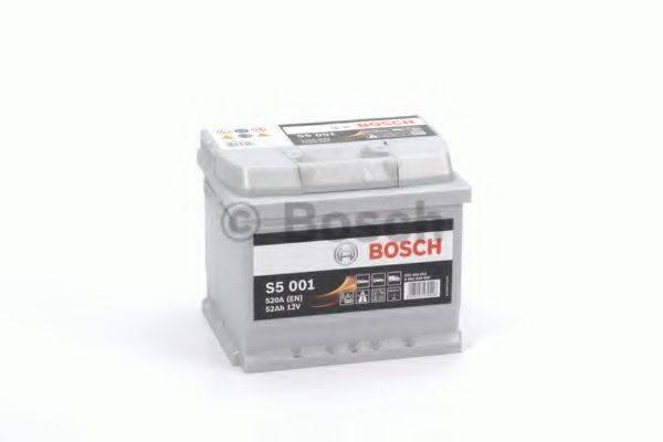 Стартерная аккумуляторная батарея; Стартерная аккумуляторная батарея BOSCH 0 092 S50 010