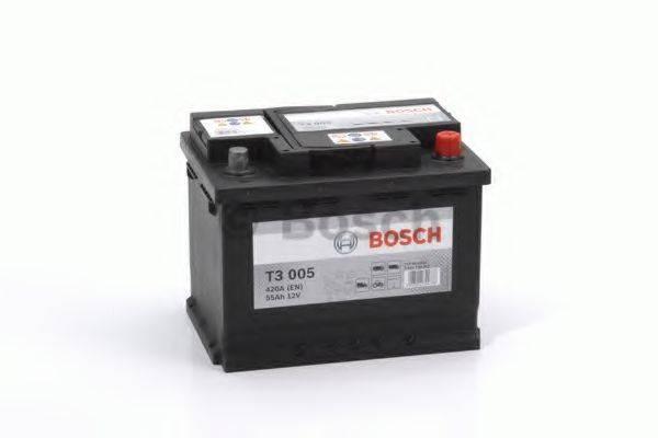 Стартерная аккумуляторная батарея; Стартерная аккумуляторная батарея BOSCH 0 092 T30 050