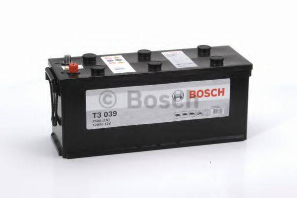 Стартерная аккумуляторная батарея; Стартерная аккумуляторная батарея BOSCH 0 092 T30 390