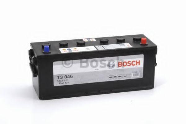 Стартерная аккумуляторная батарея; Стартерная аккумуляторная батарея BOSCH 0 092 T30 460