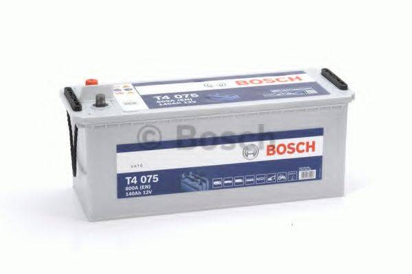 Стартерная аккумуляторная батарея; Стартерная аккумуляторная батарея BOSCH 0 092 T40 750