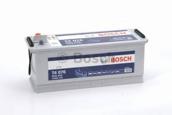 Стартерная аккумуляторная батарея; Стартерная аккумуляторная батарея BOSCH 0 092 T40 760