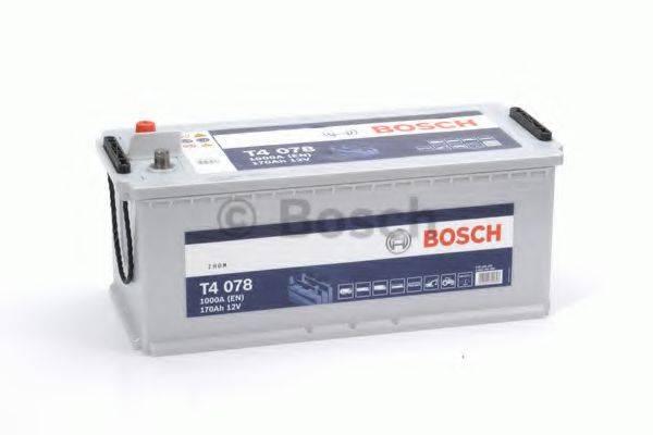 Стартерная аккумуляторная батарея; Стартерная аккумуляторная батарея BOSCH 0 092 T40 780