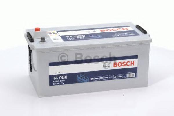 Стартерная аккумуляторная батарея; Стартерная аккумуляторная батарея BOSCH 0 092 T40 800