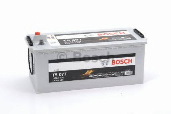 Стартерная аккумуляторная батарея; Стартерная аккумуляторная батарея BOSCH 0 092 T50 770