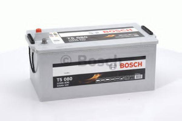 Стартерная аккумуляторная батарея; Стартерная аккумуляторная батарея BOSCH 0 092 T50 800
