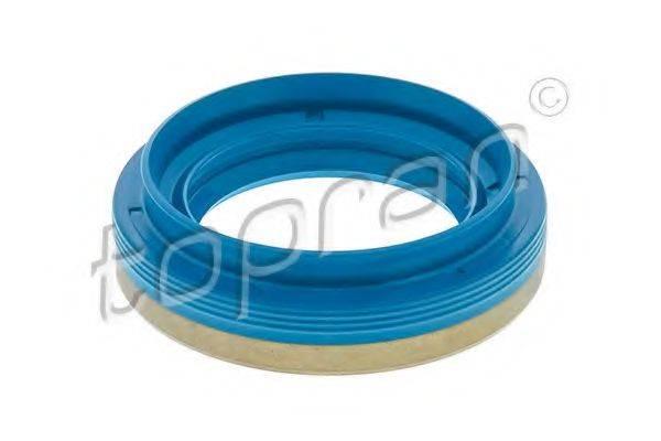 Уплотняющее кольцо, дифференциал TOPRAN 200 533