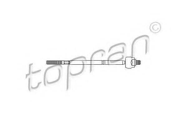 Осевой шарнир, рулевая тяга TOPRAN 200 374