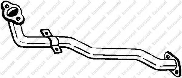Труба выхлопного газа BOSAL 753-079