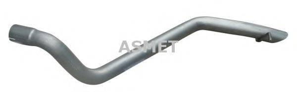 Труба выхлопного газа ASMET 01.080