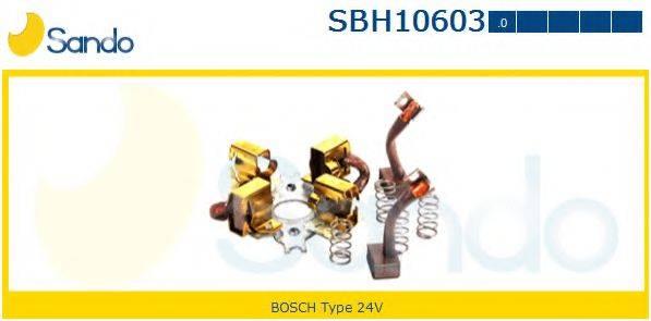 Кронштейн, угольная щетка SANDO SBH10603.0