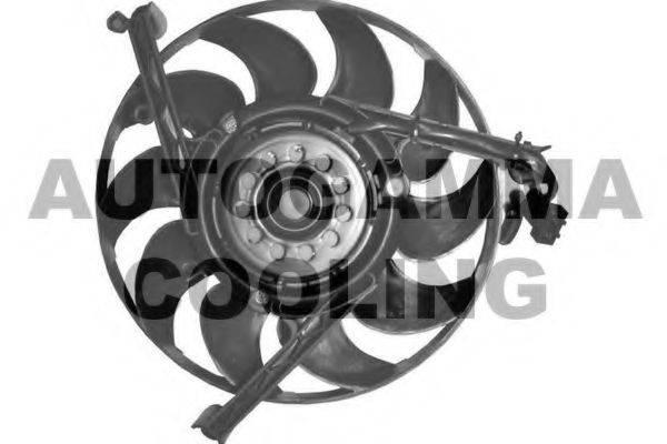 Вентилятор, охлаждение двигателя AUTOGAMMA GA200409