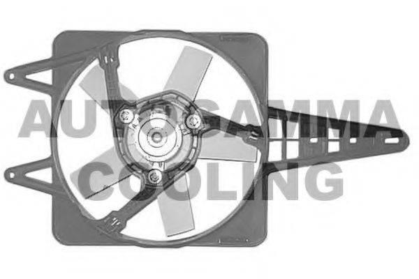 Вентилятор, охлаждение двигателя AUTOGAMMA GA201174