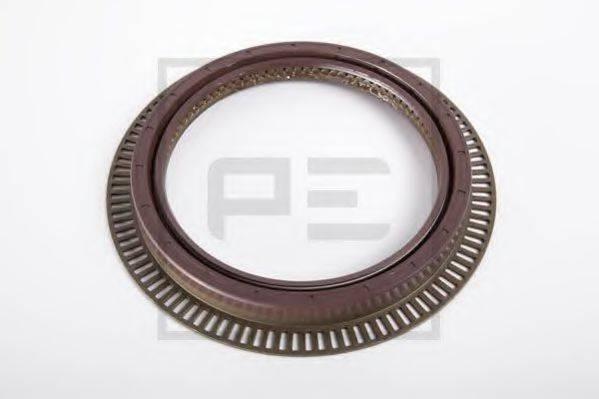 Уплотняющее кольцо, ступица колеса; Уплотняющее кольцо вала, подшипник ступицы колеса PE AUTOMOTIVE 011.101-00A