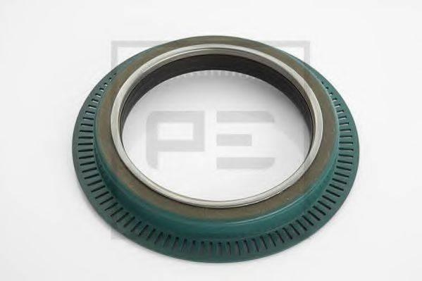 Уплотняющее кольцо вала, подшипник ступицы колеса; Уплотнительное кольцо, подшипник рабочего вала; Уплотнительное кольцо, поворотного кулака PE AUTOMOTIVE 106.140-00A