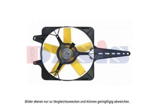 Вентилятор, охлаждение двигателя AKS DASIS 088043N