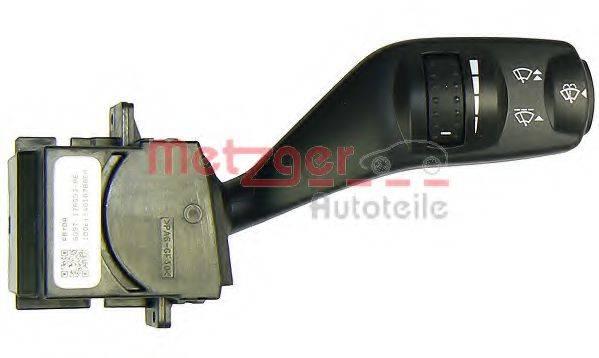 Переключатель стеклоочистителя; Выключатель на колонке рулевого управления METZGER 0916099