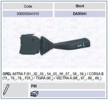 Выключатель на колонке рулевого управления MAGNETI MARELLI 000050041010